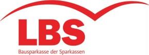 Schriftzug und Logo der LBS