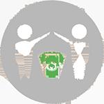 Bausparkassen-Icon