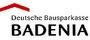 Kleines Logo der Bausparkasse Badenia