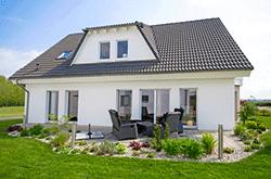 Beispiel für ein Eigenheim